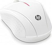 HP X3000 Mouse Wirelss senza fili Ottico 3 tasti  Ricevitore USB Nano Sunset Red