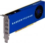 HP Z0B15AT AMD FirePro W4100 4 GB Scheda Video GDDR5
