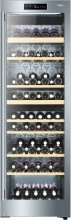 Haier WS137GDAI Cantinetta Vino Frigo Portabottiglie 137 bottiglie Classe A Inox