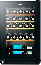 Haier Cantinetta Frigo Vini Capacità 30 bottiglie Classe A 7 - 16°C - WS30GA