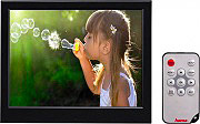 "Hama Cornice digitale Portafoto 10"" Schede MMCSDSDHC USB Nero 00095291"