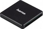Hama 00124022 Card Reader Lettore di schede di memoria interfaccia USB