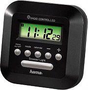 Hama Orologio Sveglia Digitale da Viaggio colore Nero 7106946 RC40