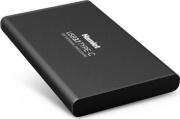 Hamlet HXD25TCU31 Box Case Esterno per Hard Disk 2.5 USB 3.1 Type-C