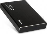 Hamlet HXD25U3TB Box Case Esterno per Hard Disk 2.5 Spessore 15 mm USB 3.0