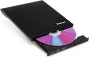 Hamlet XDVDSLIM30K Masterizzatore DVD Esterno Slim USB 3.0 Windows  Mac Nero