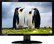 "Hannspree HE195ANB Monitor PC 19"" HD ready 1366x768 px 200 cdm² 40000000:1 VGA"