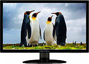 "Hannspree HE225ANB Monitor PC LED 21.5"" Full HD Risoluzione 1920x1080 Pixels VGA"