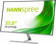 "Hannspree HS279PSB Monitor LED 27"" Full HD 250 cdm2 VGA Dvi HDMI DisplayPort"