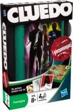 Hasbro B0999103 Travel Cluedo Giochi di Società
