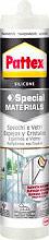 Pattex 1967562 Silicone neutro Trasparente Sigillante Vetri e Specchi 280 ml