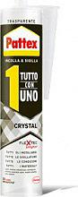 Henkel Adesivo Sigillante Trasparente Multiuso Umide Pattex Tutto con Uno