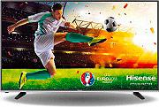 "Hisense TV LED 40"" 4K Ultra HD DVB T2 Smart Tv Wifi USB H40M3300 Slim Vidaa ITA"