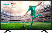 """Hisense H55A6100 TV LED 55"""" 4K UHD DVB T2 CI+ Smart TV Hotel LAN WiFi -  ITA"""