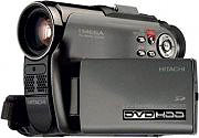 Hitachi DZHS301 Videocamera digitale, display LCD 2,7""