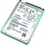 """Hitachi Hard Disk Interno HDD 2,5"""" 1 Tb SATA 5400 Girimin HTS541010A9E680"""