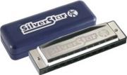 Hohner Silver Star Do Armonica diatonica in Do ideale per iniziare a suonare