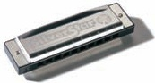 Hohner Silver Star SOL Armonica