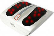 Homedics FM-TS9 Massaggiatore piedi elettrico Massaggio Shiatsu  Deluxe