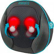 Homedics SGP-1100H-EU Massaggiatore elettrico Massaggio Shiatsu Schiena Gel Calore SGP-1100H
