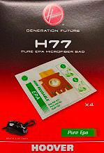 Hoover 35601734 Confezione 4 Sacchetti PureHepa per aspirapolvere Space Explorer H77