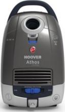 Hoover ATC18LI Aspirapolvere a Traino con Sacco a Batteria 30 min + Accessori