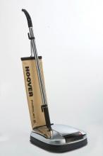 Hoover F38PQ Lucidatrice con sacco set spazzole parquet W 800