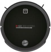 Hoover HGO320H 011 Robot Aspirapolvere Ricaricabile con Sacco Nero