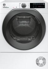 Hoover ND4 H7A2TCBEX-S Asciugatrice Slim 7 Kg Classe A++ Pompa di calore 46,5 cm