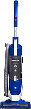 Hoover VE01_011 Aspirapolvere senza sacco Ciclonico Battitappeto 350 Watt Blu
