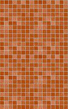 Hornschuch 2803221 Plastica Adesiva Pellicola 45 cm x 15 Mt Mosaico marrone