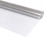Hornschuch A57QSM.30FG Tovagliato Glitter Argento H.140 Metri lineari 30