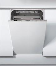 Hotpoint Ariston HSIC 3T127 C Lavastoviglie Incasso 45 cm Slim 10 Coperti A++