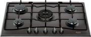 Hotpoint Ariston 76976 Piano cottura 5 Fuochi incasso gas 75cm PC750TANR - OUTLET