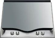 Hotpoint Ariston C 6C (MR) Coperchio Piano Cottura 60 cm per Modelli PC PCN col Mirror