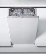 Hotpoint Ariston HSIE2B19 Lavastoviglie Incasso Slim 45 cm 10 coperti Classe A+