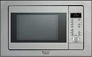 Hotpoint Ariston Forno Microonde Incasso 18 lt 800 W 50 cm Acciaio MWA 121HA
