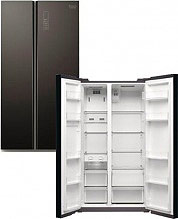 Hotpoint Ariston SXB HAE 925 Frigorifero Americano Side by Side 510 Lt A+ No Frost