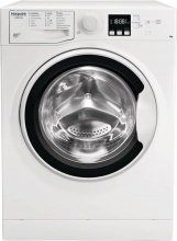 Hotpoint Ariston RSSF 621 W IT N Lavatrice Slim 6 Kg Cl A+++ 42,5 cm Carica Frontale 1200g