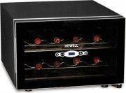 HOWELL Cantinetta Frigo per Vini 8 bottiglie 8 - 18°C CV080