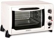 HOWELL HO.FE2436V Forno Fornetto Elettrico Ventilato 24Lt 1400W Col Bianco