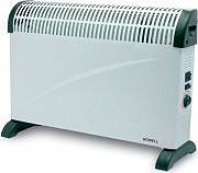 HOWELL Termoconvettore Stufa elettrica 2000W Termostato TMV2005