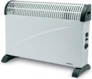 HOWELL TMV2006 Termoconvettore Stufa elettrica 2000W Termostato Timer