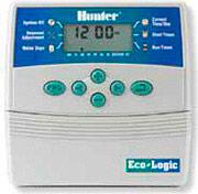 Hunter ECO-LOGIC 6 Programmatore Centralina Irrigazione 6 stazioni 4 partenze