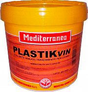 ICM Plastik Vin Colla Vinilica Per Legno colore Bianco Latte Confezione 4.8 Kg
