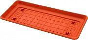 ICS Sottovaso Rettangolare Plastica cm. 96x41x7 h - Daphne - R600102