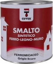 I.Co.Ri.P 12.CFGS.CUV.750 Smalto Cuver Micaceo Antracite lt.0,750 Pezzi 6