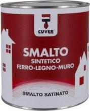 I.Co.Ri.P 8.7501.CUV.4 Smalto Cuver Satinato Bianco lt.0,375 Pezzi 6