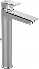 IDEAL STANDARD A6551AA Miscelatore lavabo da Appoggio Monocomando Cromo  Ceramix