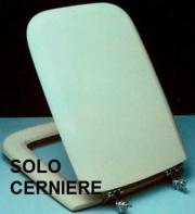 IDEAL STANDARD CERNIERECONCA Cerniere per Copriwater Tavoletta WC modello Conca colore Cromo